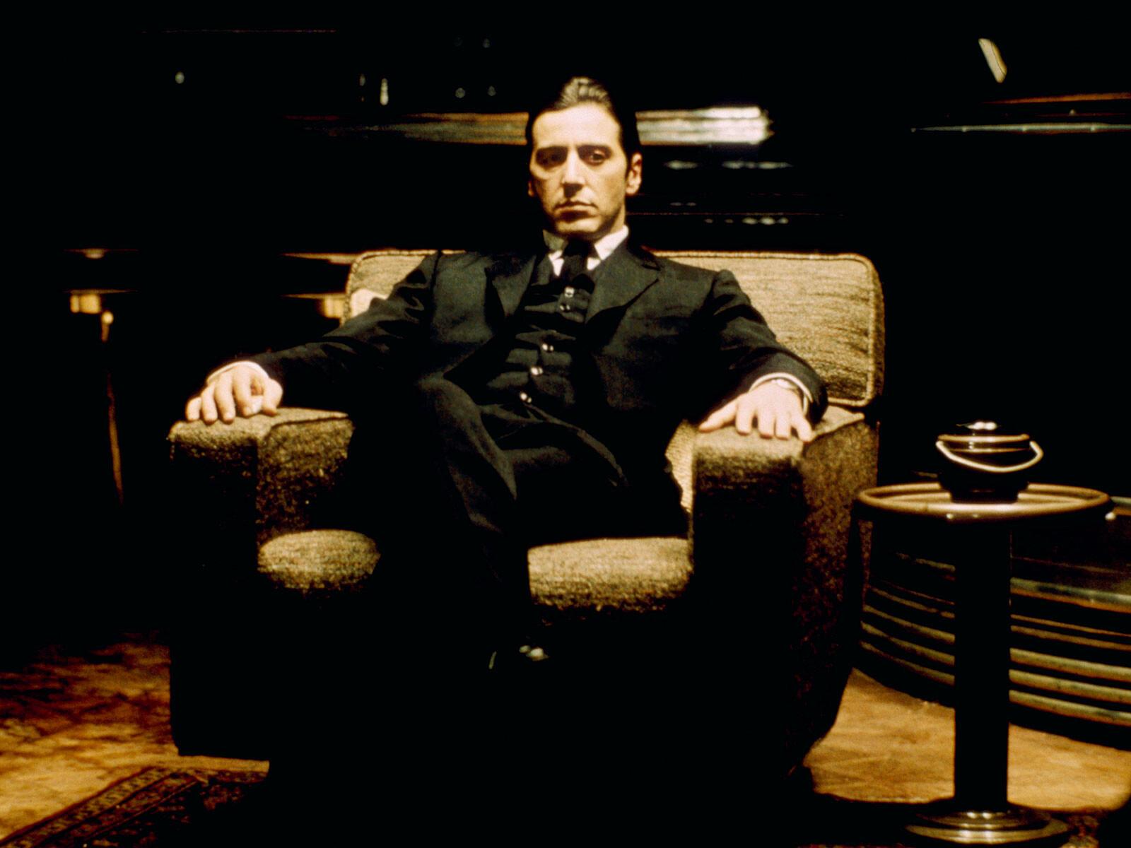 Michael Corleone (Al Pacino) - Francis Ford Coppola
