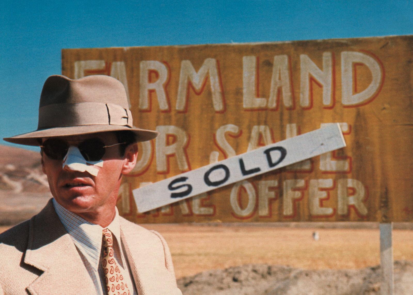 J.J. Gittes (Jack Nicholson) - Roman Polanski