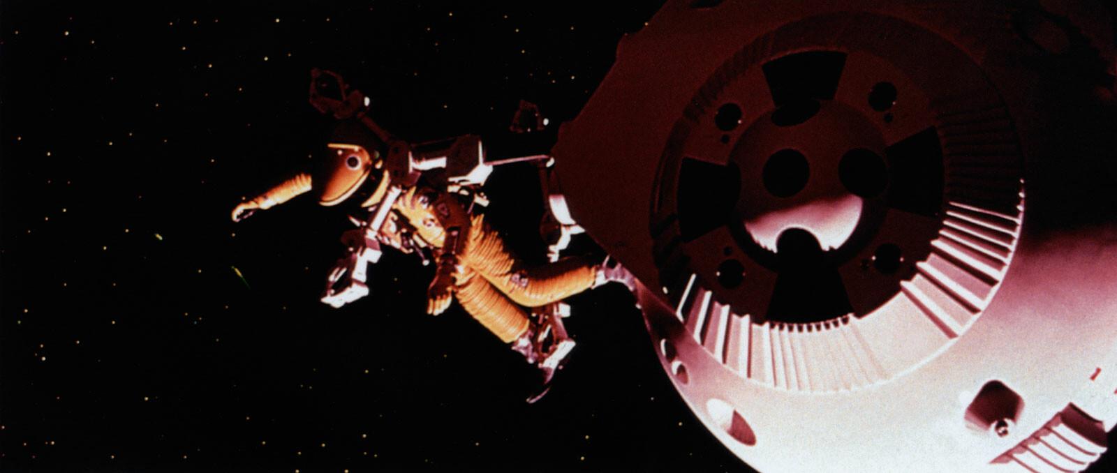 Dr. Frank Poole (Gary Lockwood)                              - Stanley Kubrick