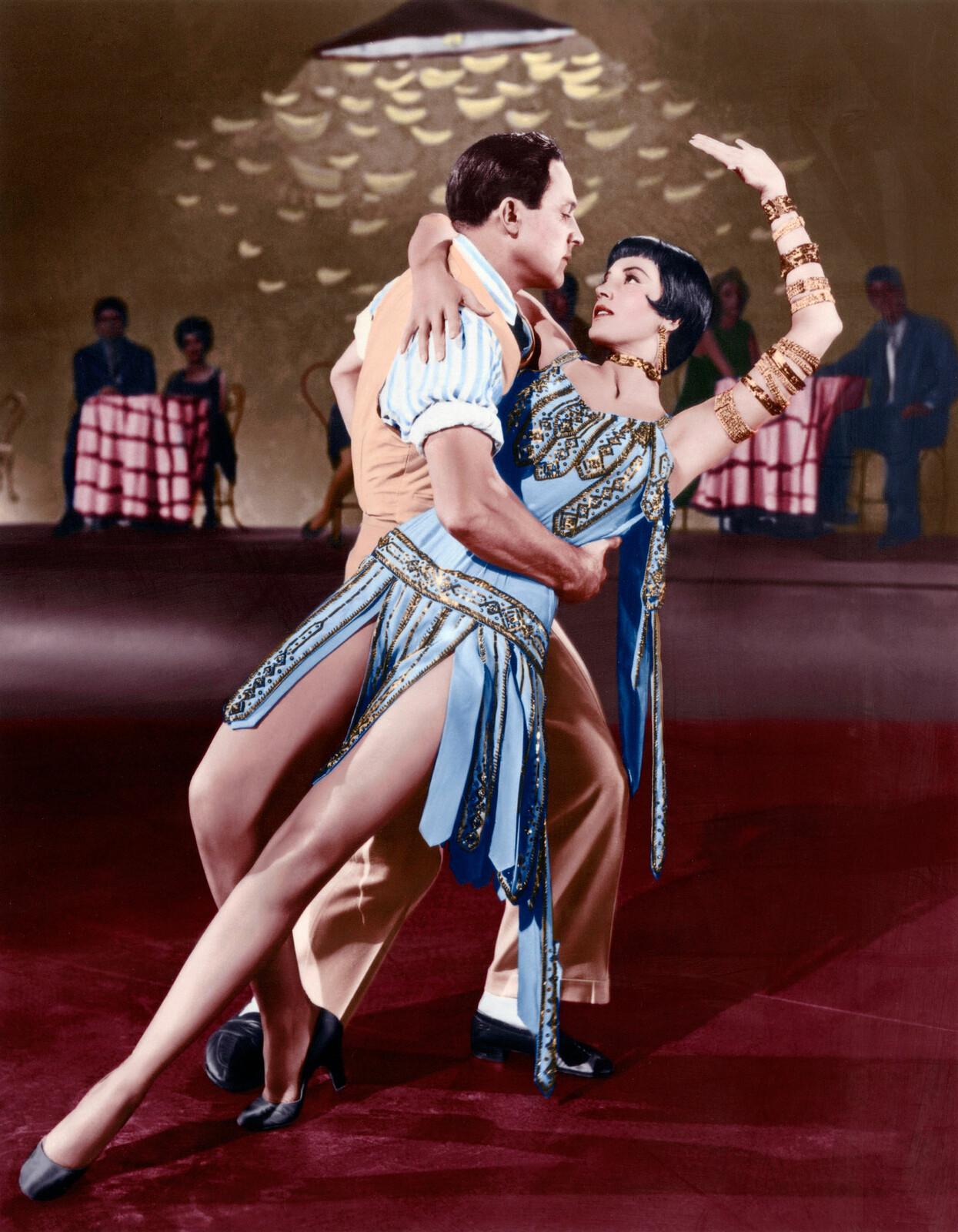 Don Lockwood (Gene Kelly) und Tänzerin (Cyd Charisse) - Stanley Donen & Gene Kelly