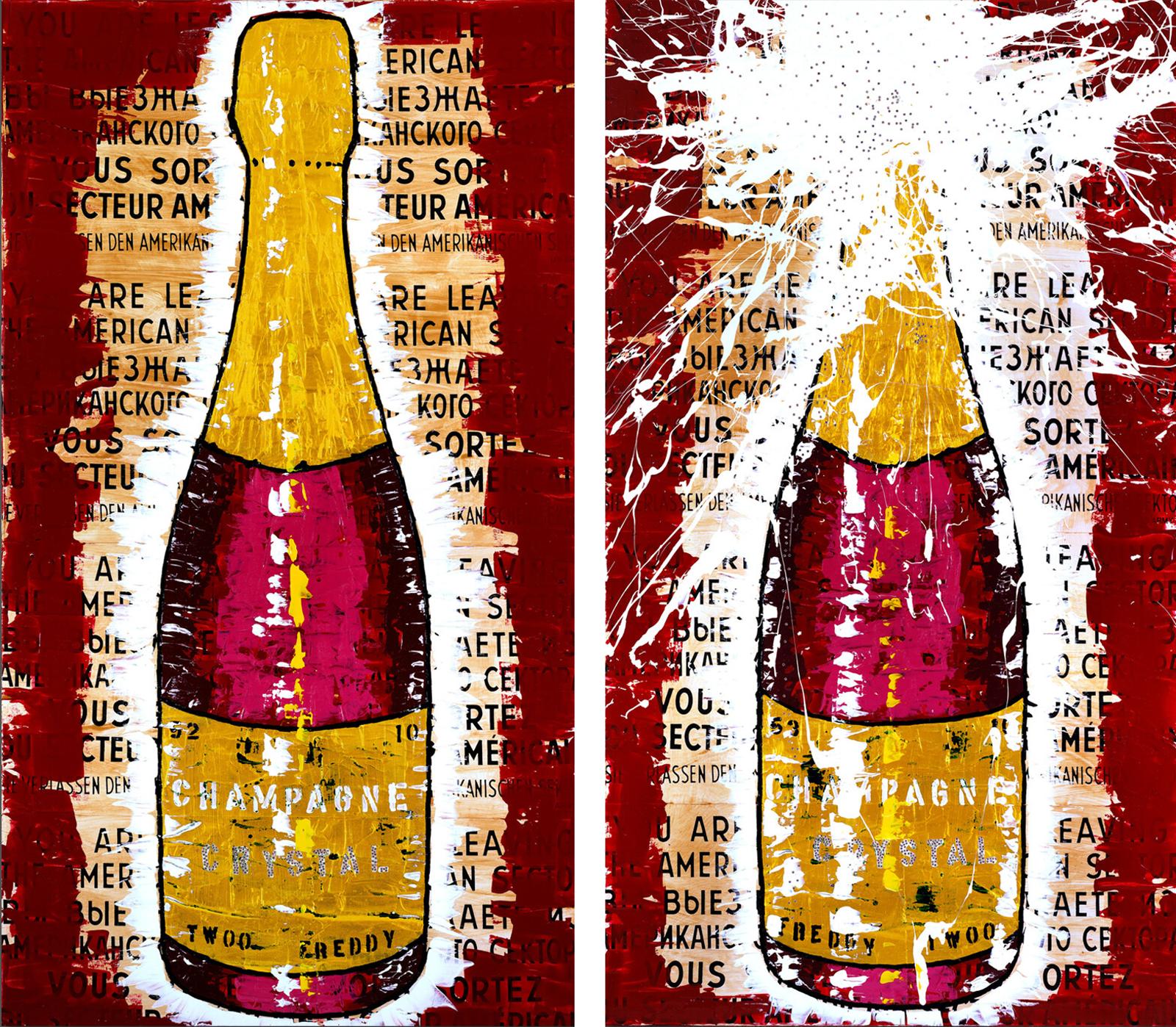 Crystal Champagne - Freddy Reitz