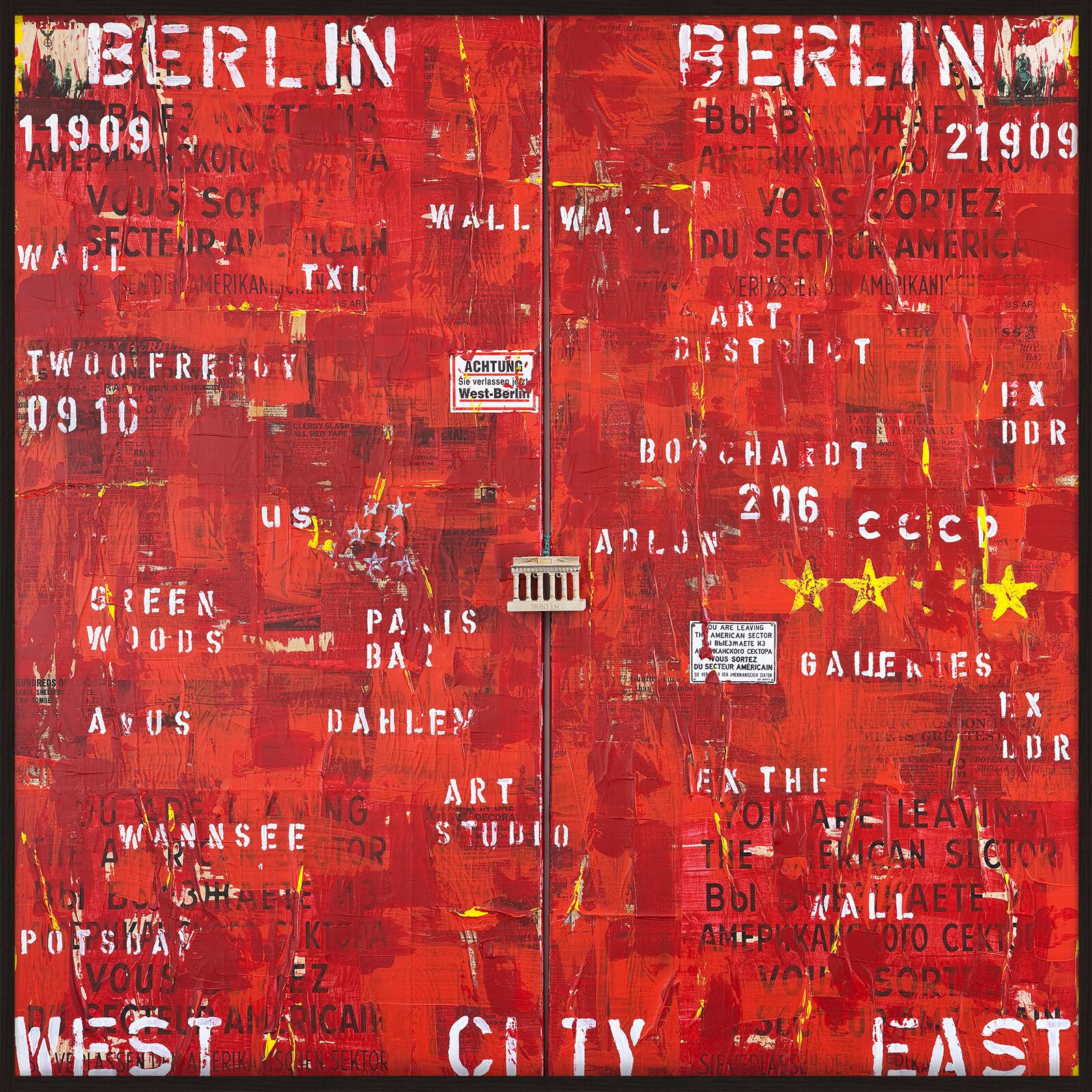 Berlin - Freddy Reitz