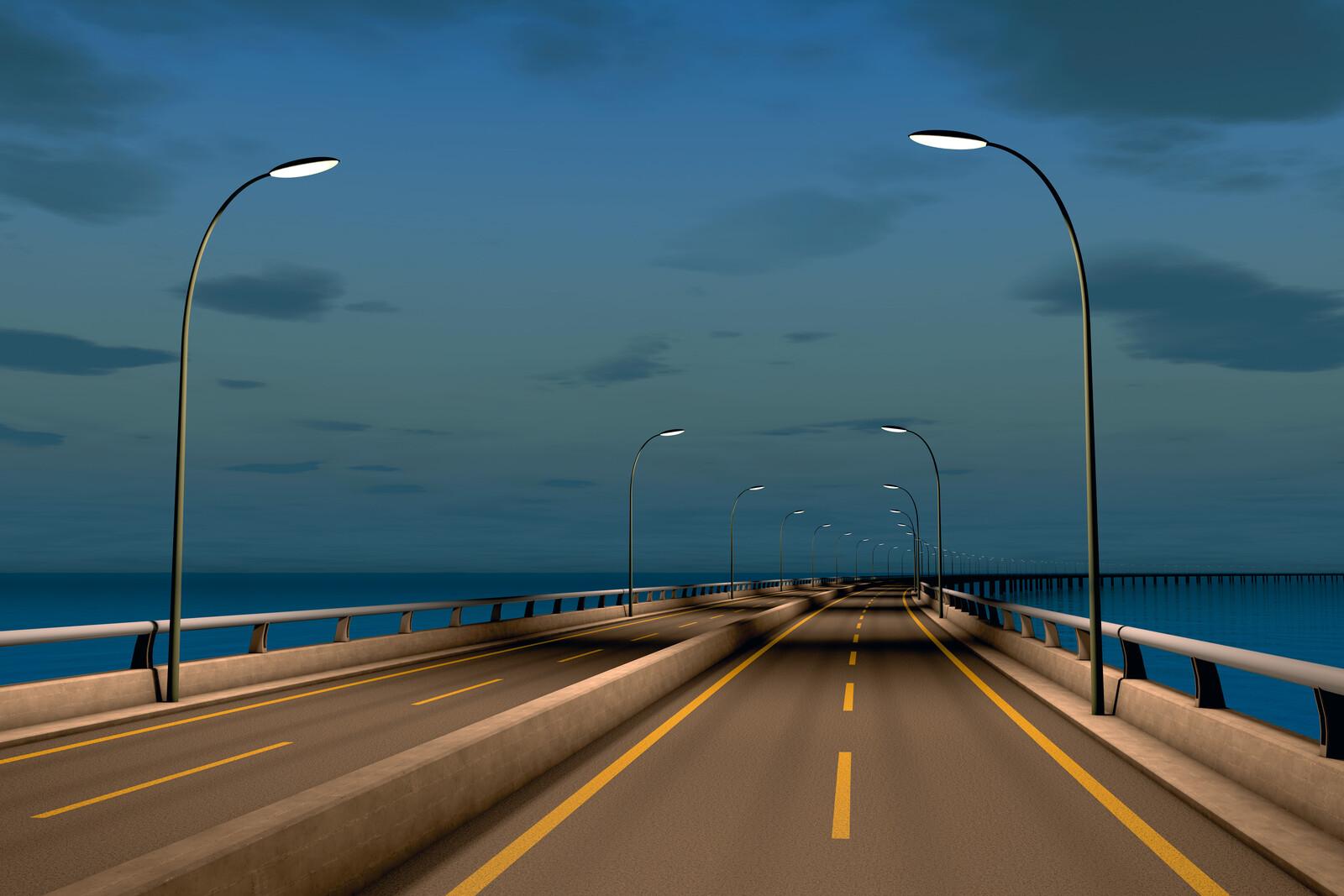 Brücke - Gero Gries