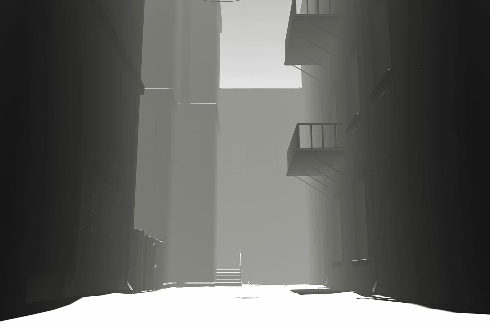 The Narrow Corner - Gero Gries