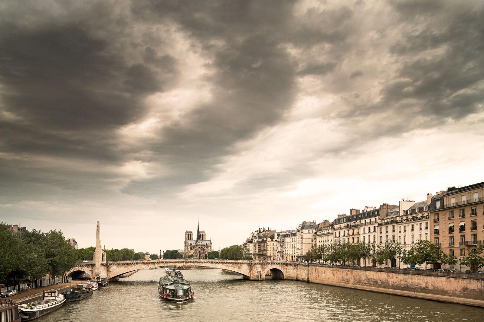 Pont de la Tournelle, Paris - Horst & Daniel  Zielske