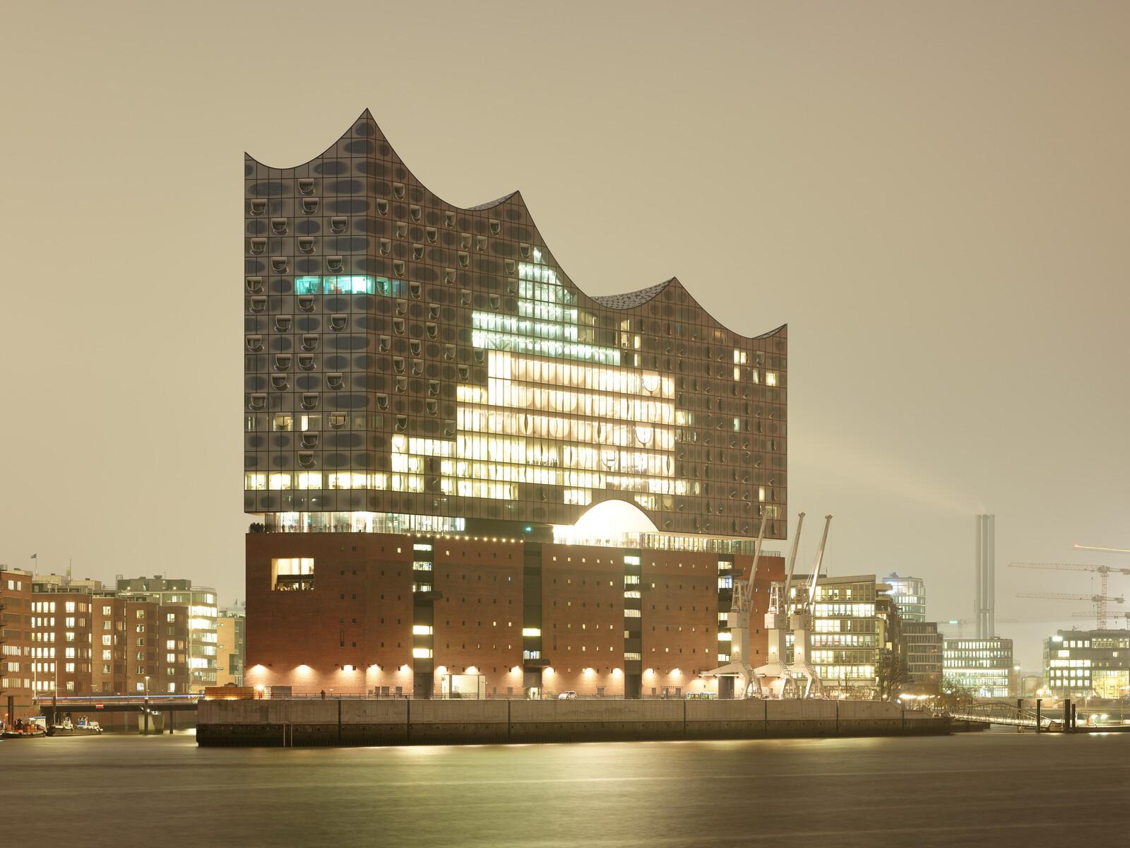 Hamburg, Elbphilharmonie - Horst & Daniel  Zielske