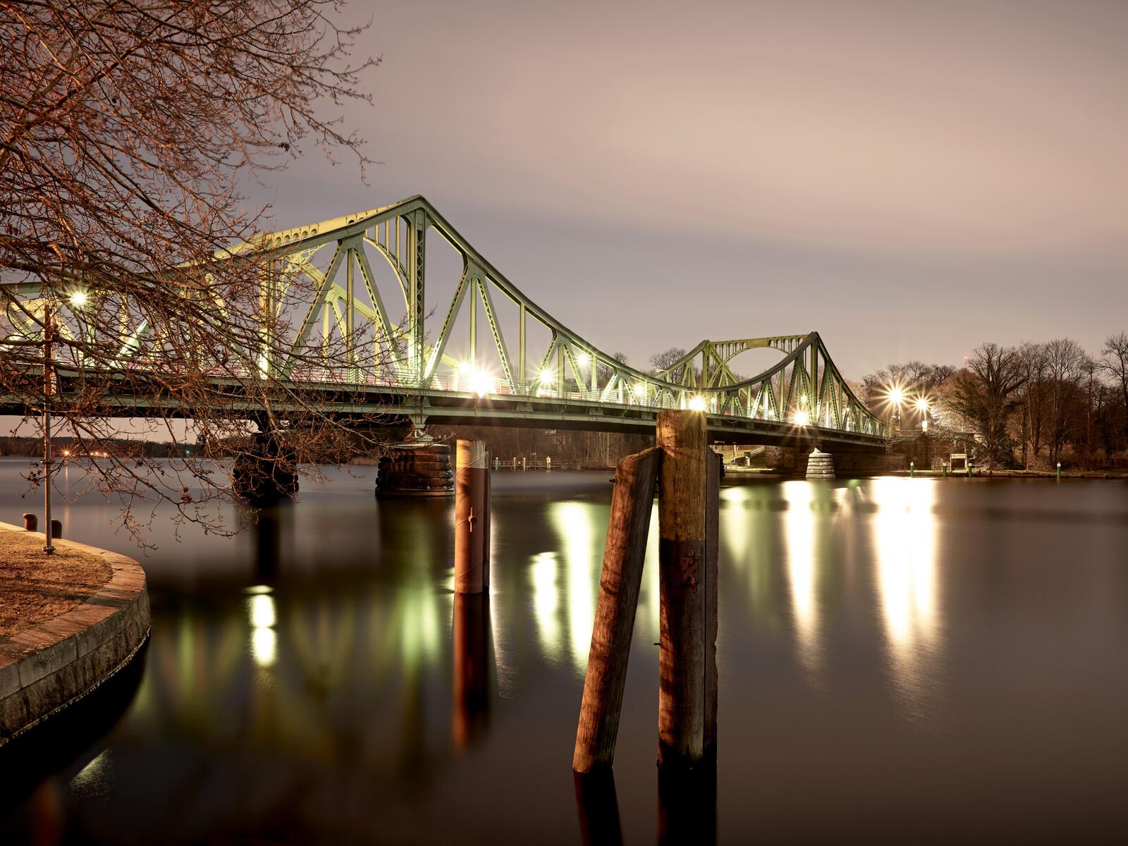 Glienicker Brücke - Horst & Daniel  Zielske