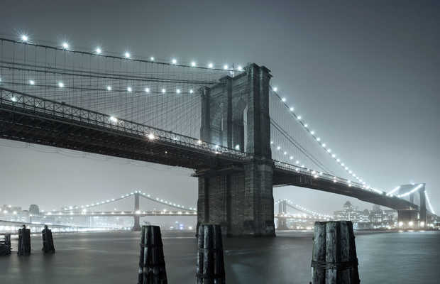 Brooklyn Bridge I - Horst & Daniel  Zielske