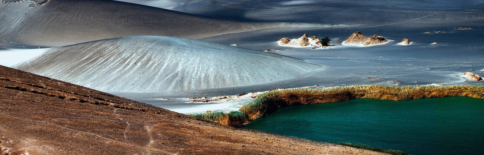 Wau an Namus / Libya I - Hans Gasser