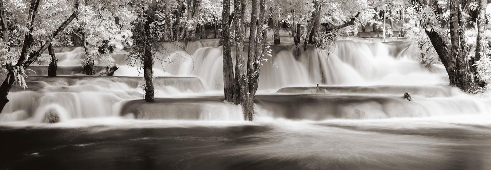 Tad Se, Luang Prabang, Laos - Helmut Hirler