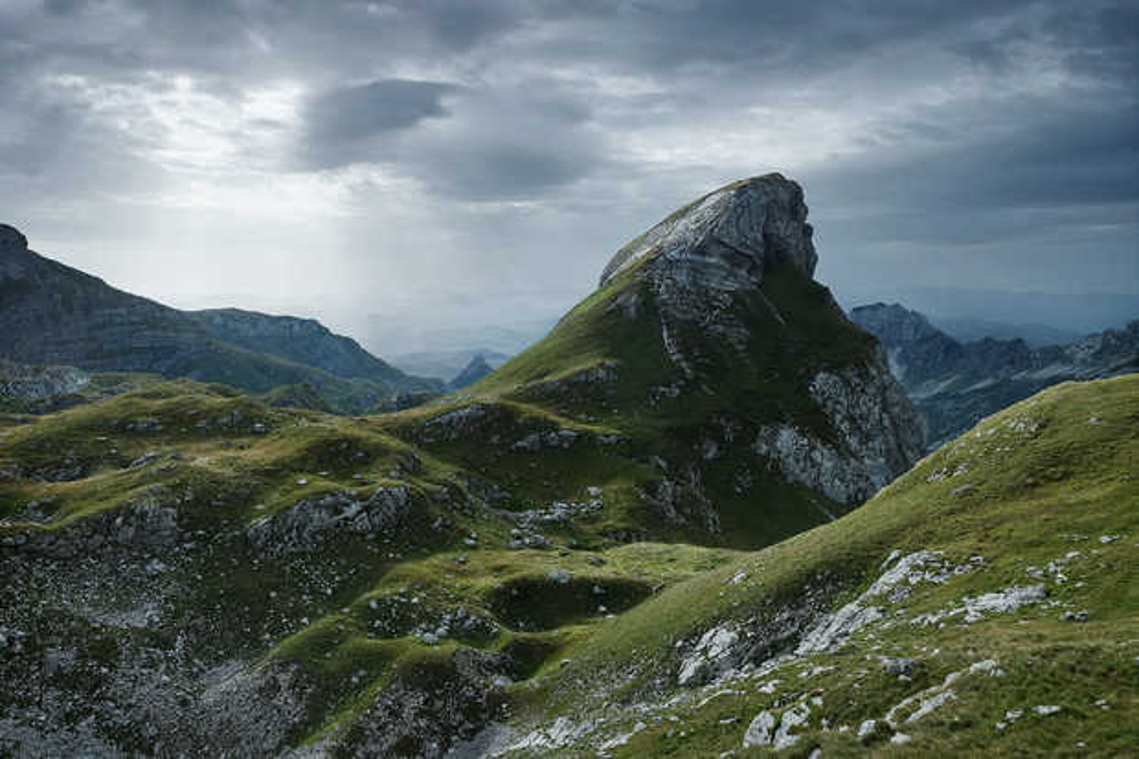 Mount Uvita Greda, Montenegro - Jonathan Andrew