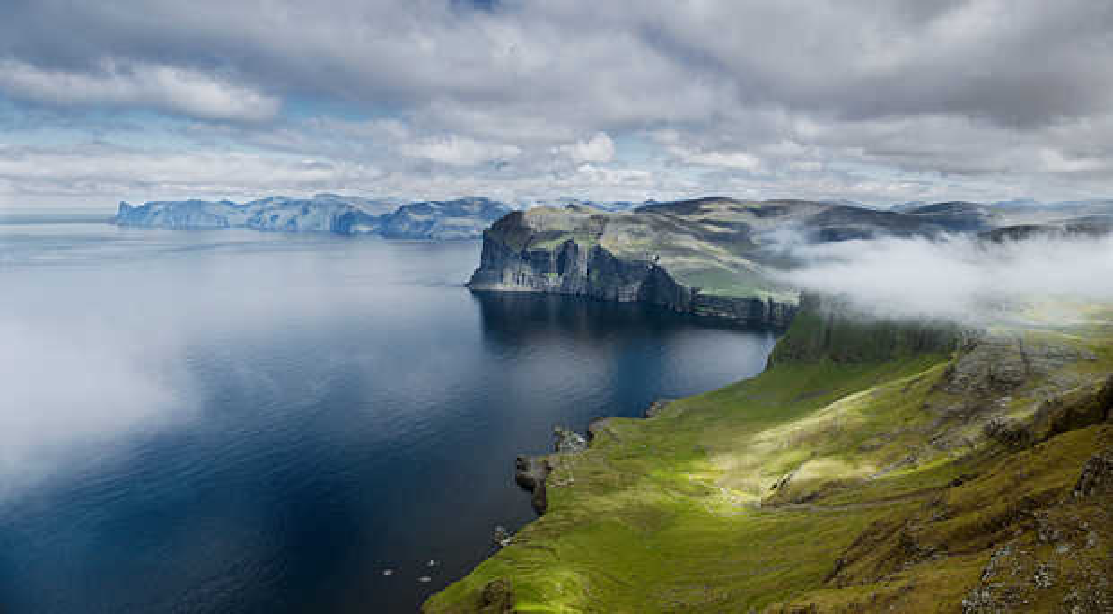 Vágar, Faroe Islands - Jonathan Andrew