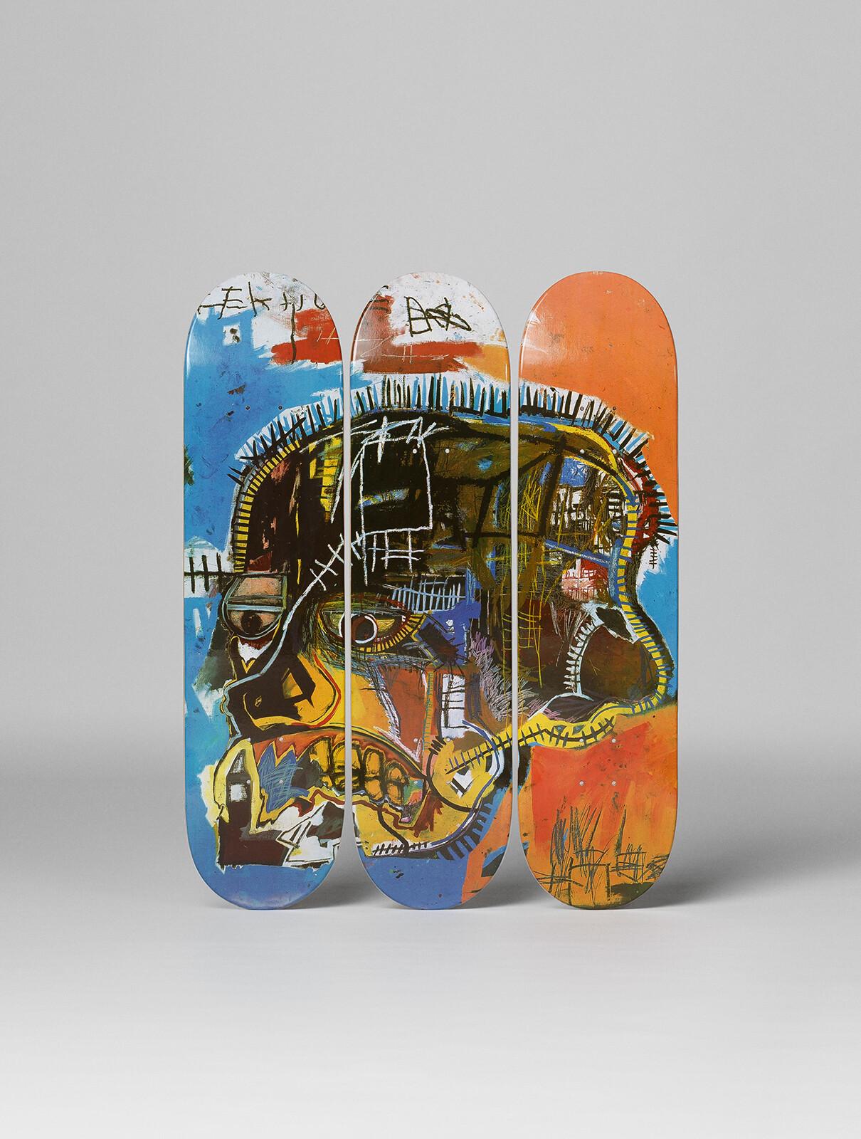 Skull - Jean - Michel Basquiat