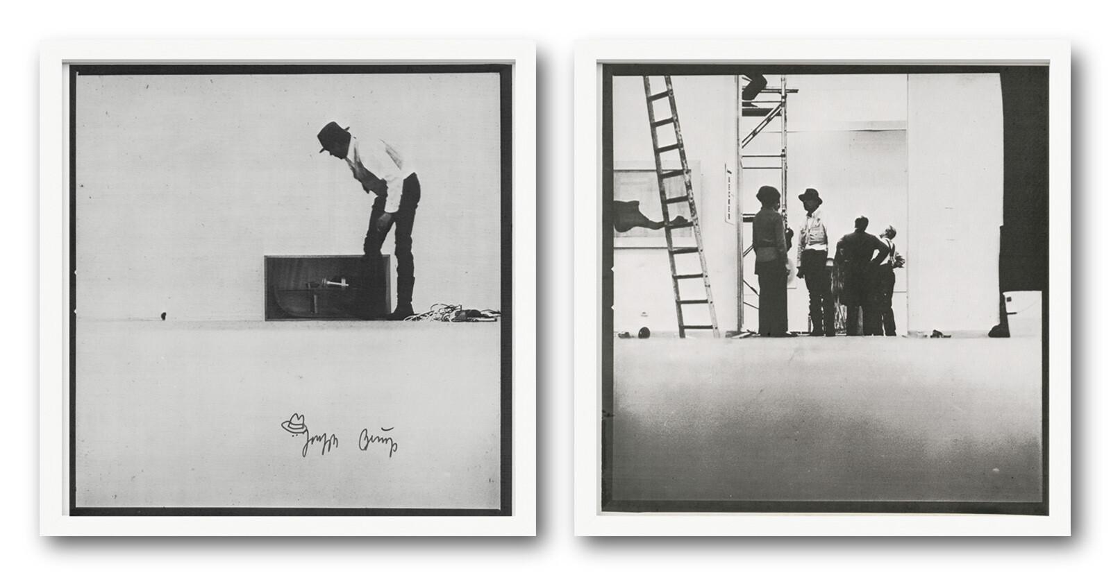 3-Tonnen Edition - Joseph Beuys