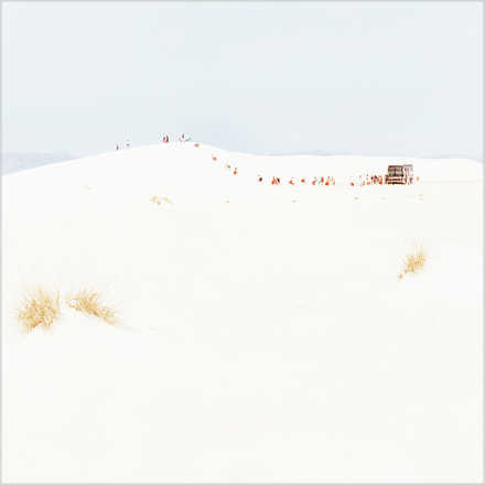 White Sands #2 - Julia Christe