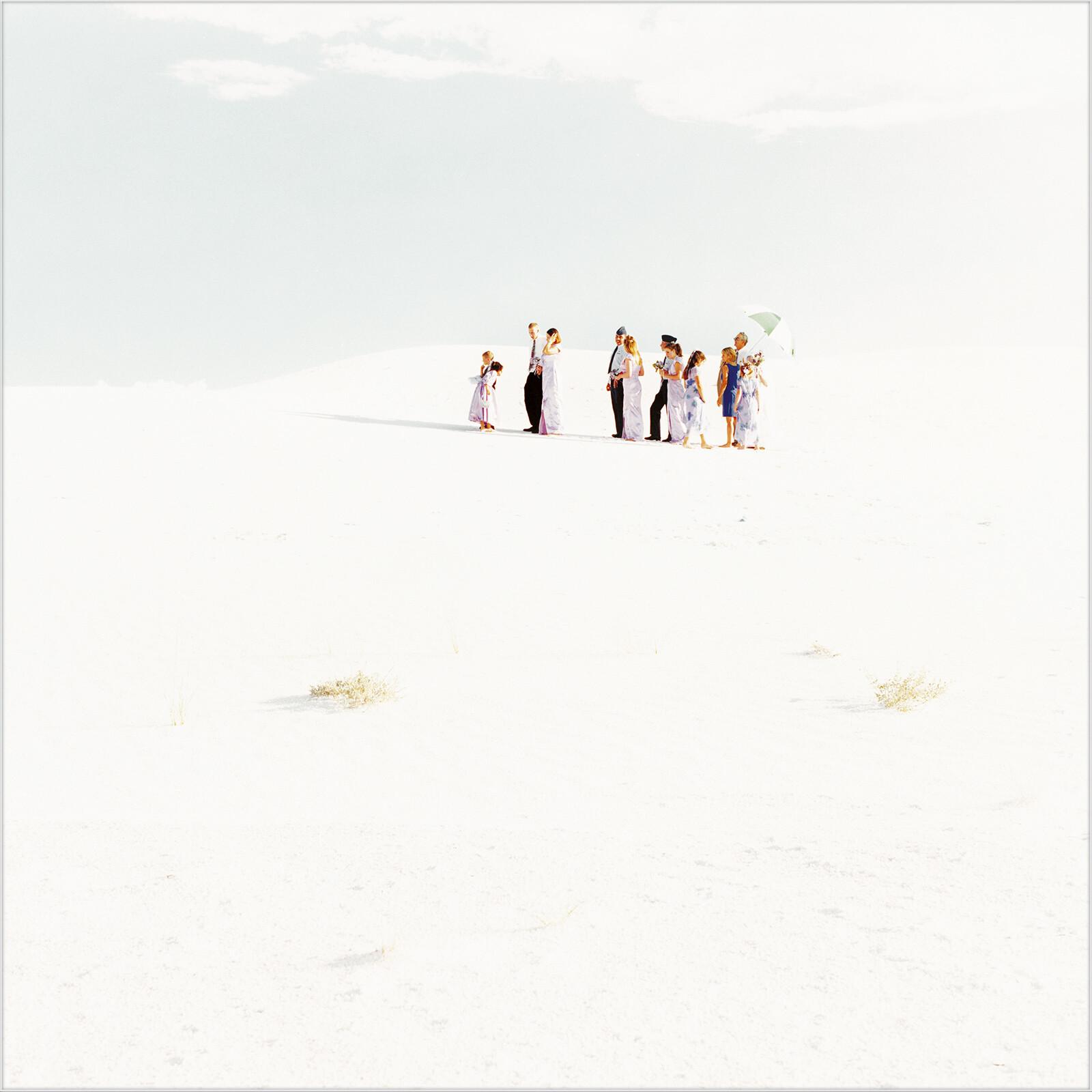 White Sands #4 - Julia Christe
