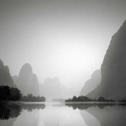 Li River, Guilin , Study 6 - Jonathan Chritchley