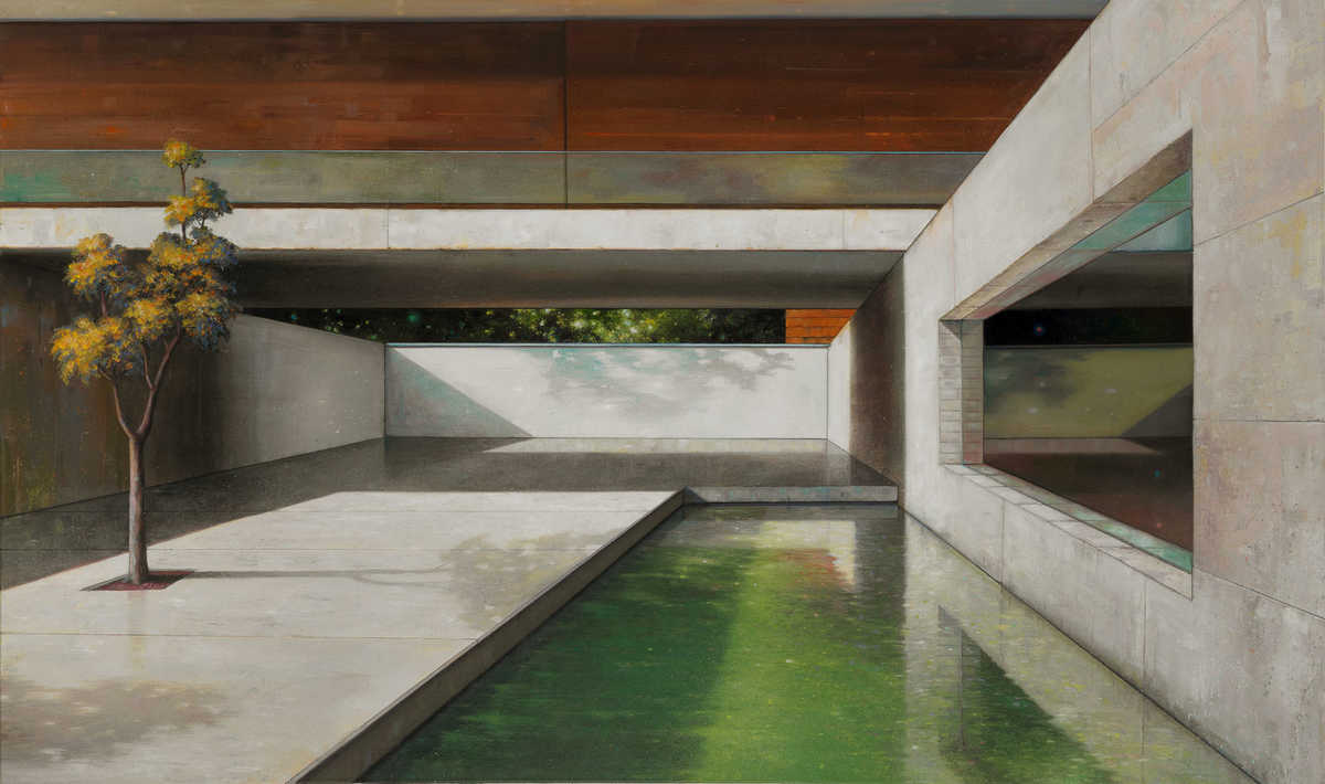 Modern house with pool - Jens Hausmann - pictures, photography ... - ^