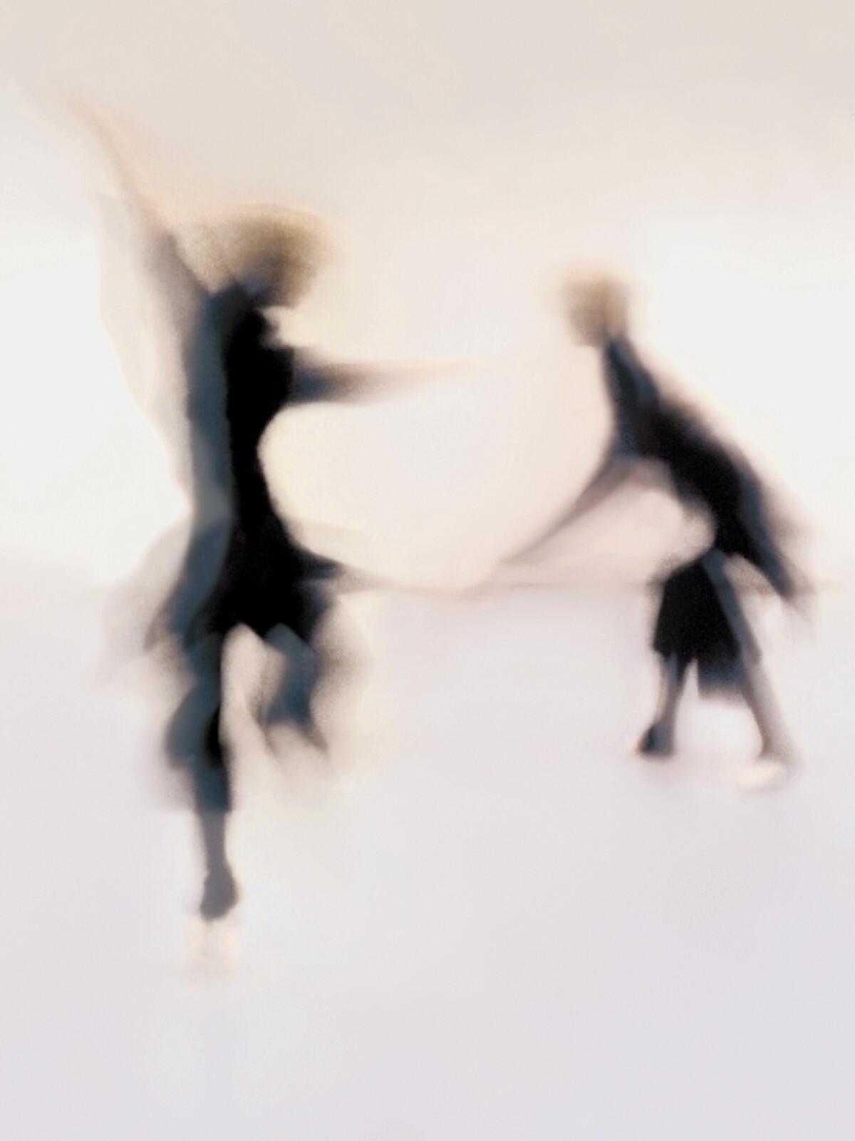 Digital Dancers (No2) - Joerg Maxzin