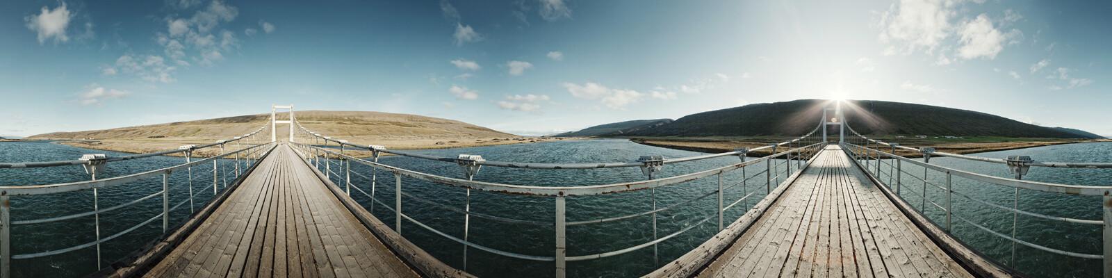 Iceland #1 Skjálfandafljót - Josh Von Staudach