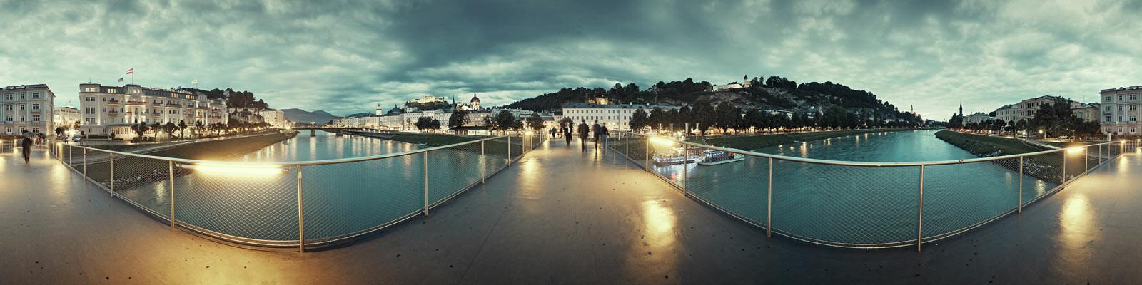 Salzburg, Makartsteg - Josh Von Staudach