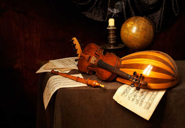 Musical Vanitas - Kevin Best