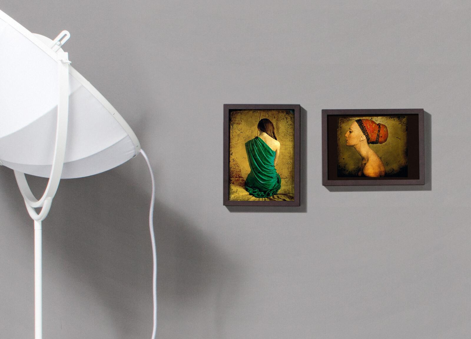 Staged of Expectation - Lilya Corneli