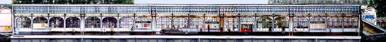 La Chapelle, Line #2 - Larry Yust