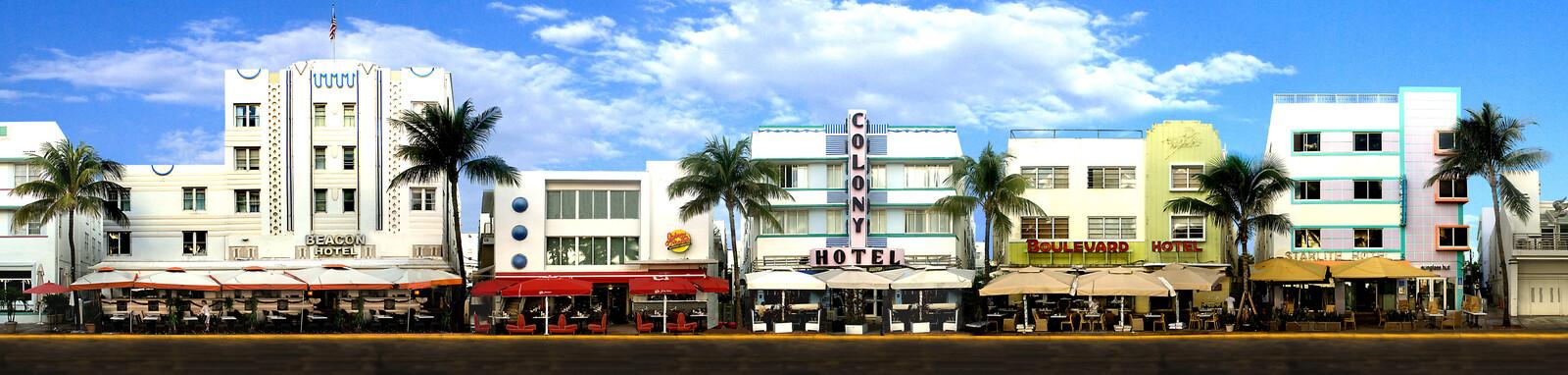 Miami Beach, Ocean Drive #2