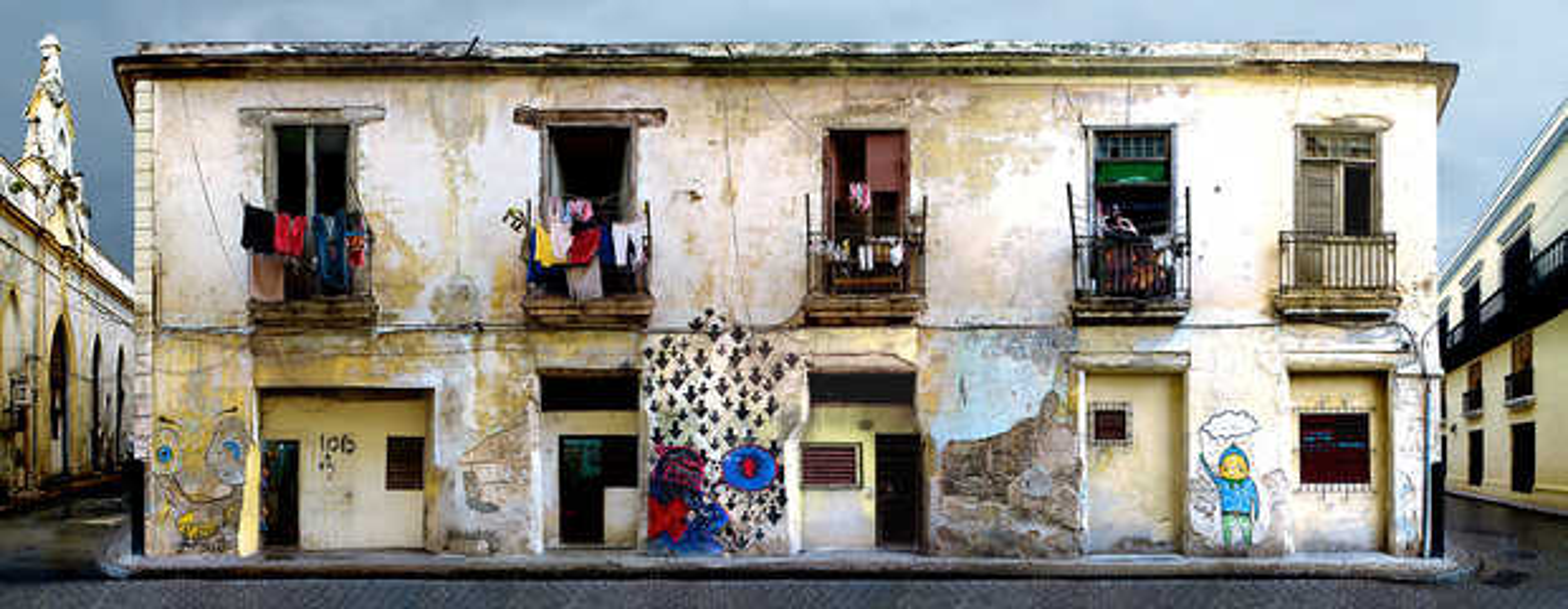 Havana, Calle Brasil - Larry Yust