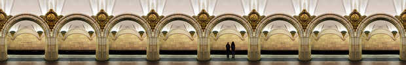 Moscow, Paveletskaya, Line 2 - Larry Yust