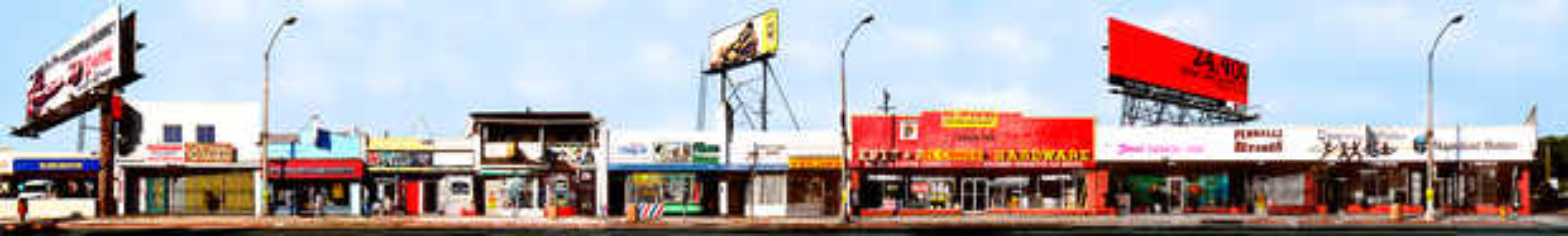 Crenshaw Boulevard #1, LA - Larry Yust