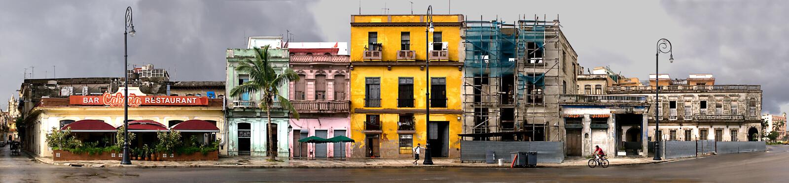 Avenida Cuba #2 - Larry Yust