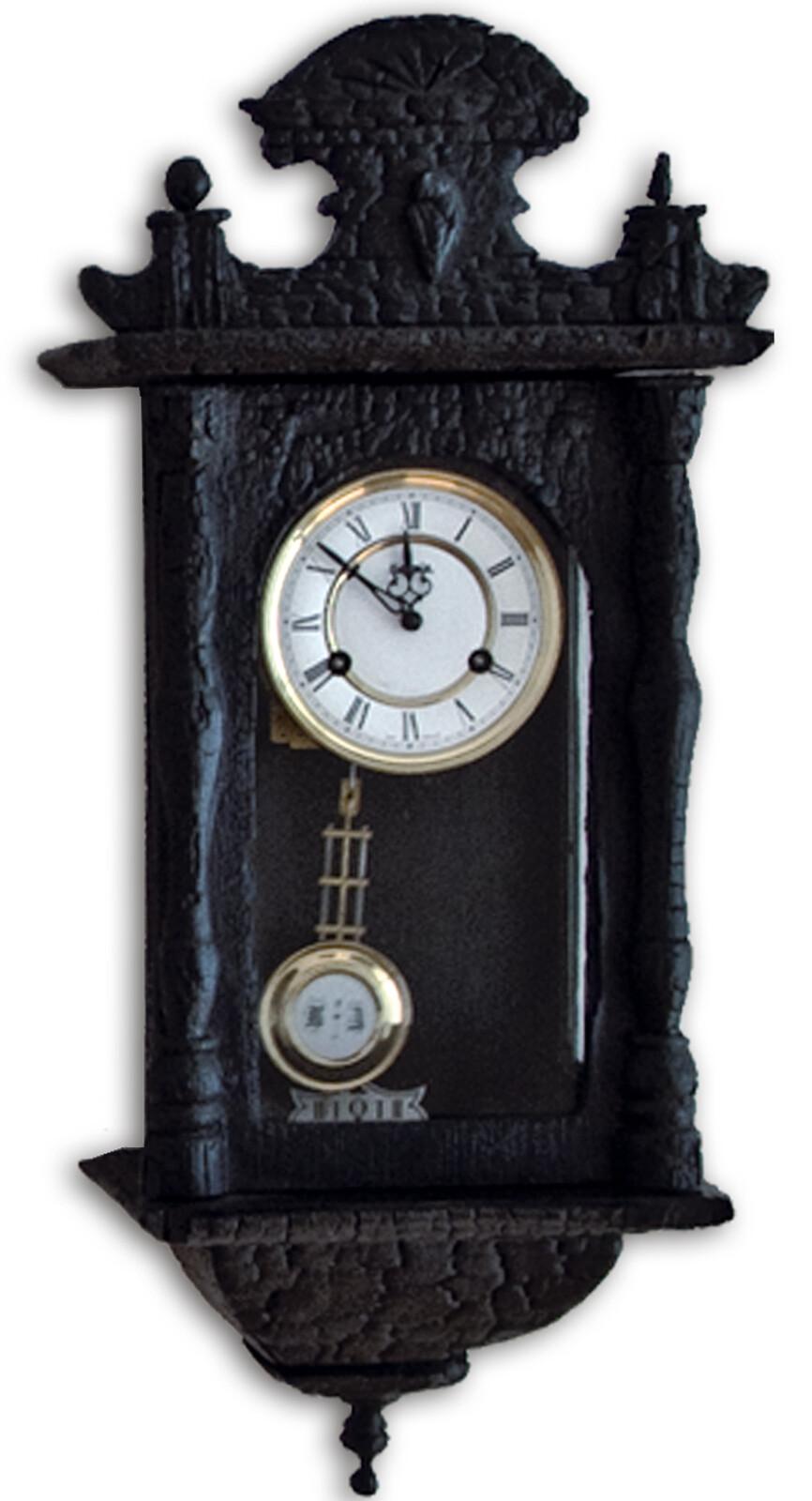 Smoke Clock II - Maarten Baas