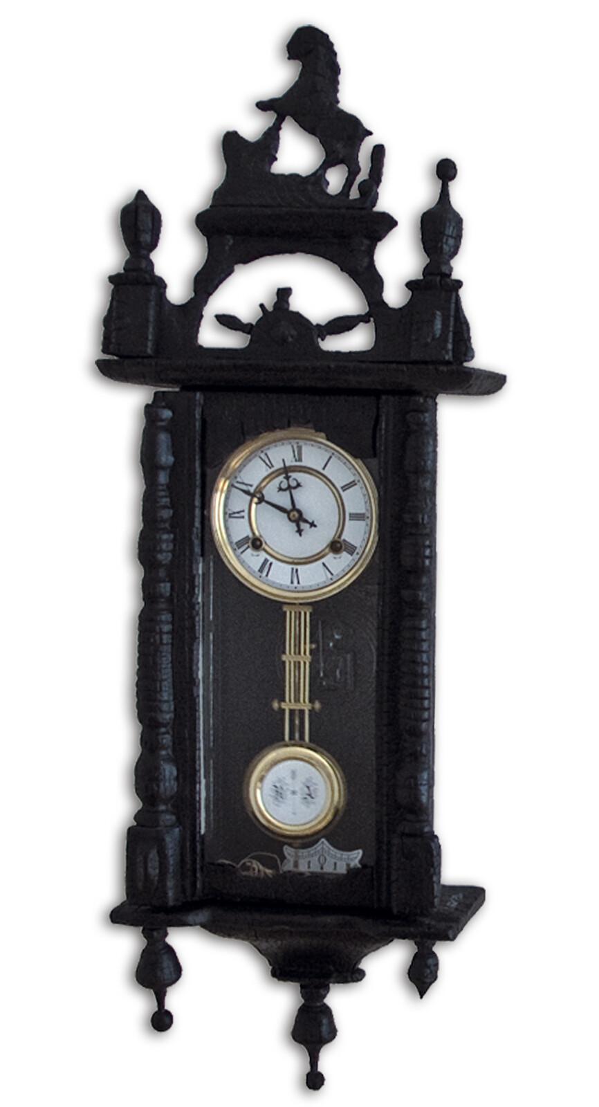 Smoke Clock III - Maarten Baas