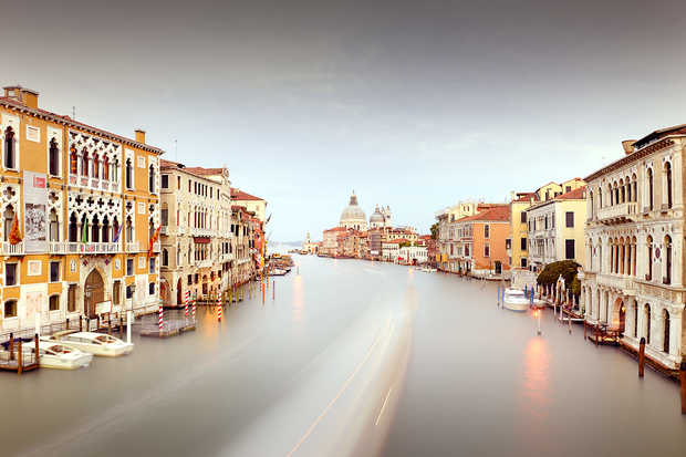 Grand Canal - Michael Levin