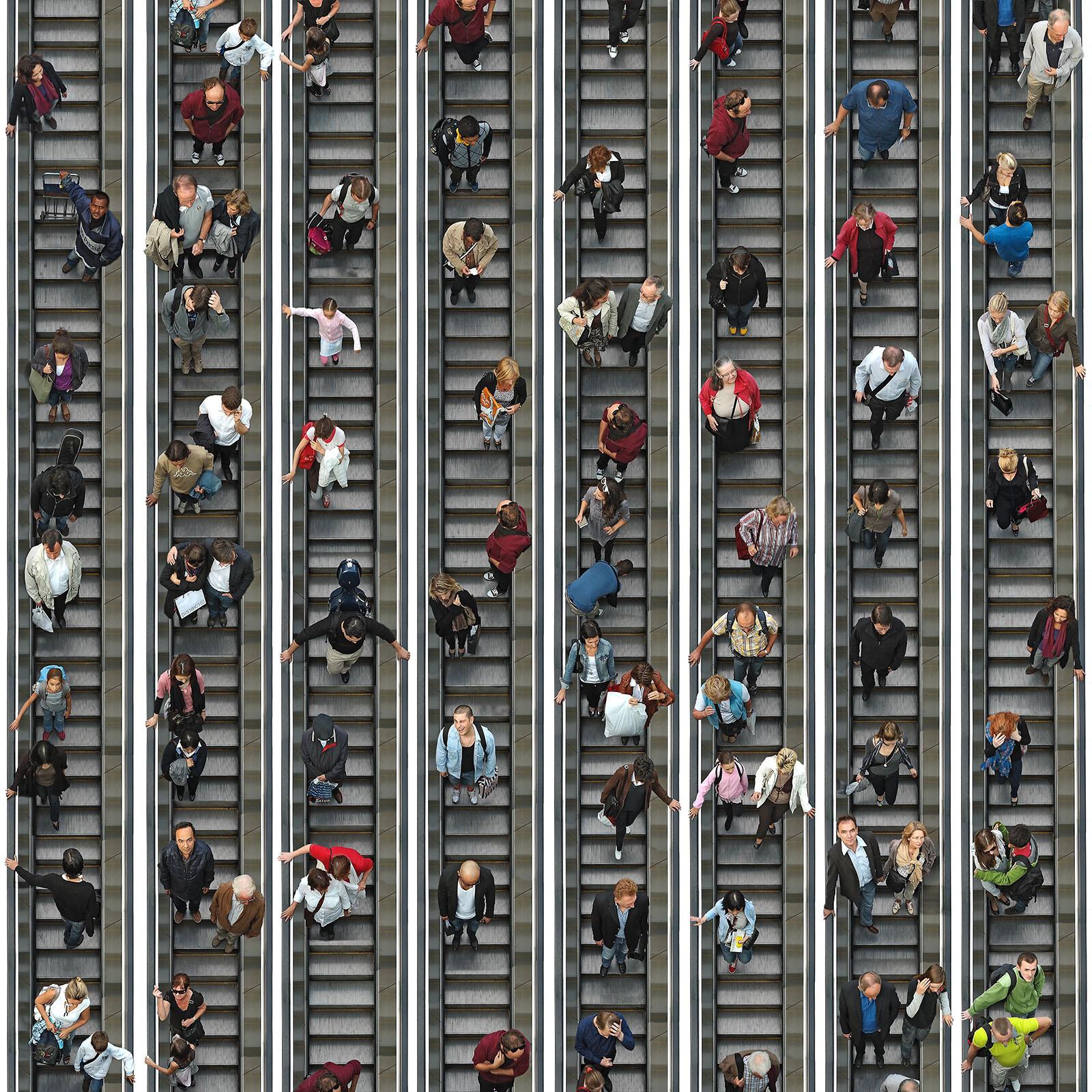Escalator II - Michael Michlmayr