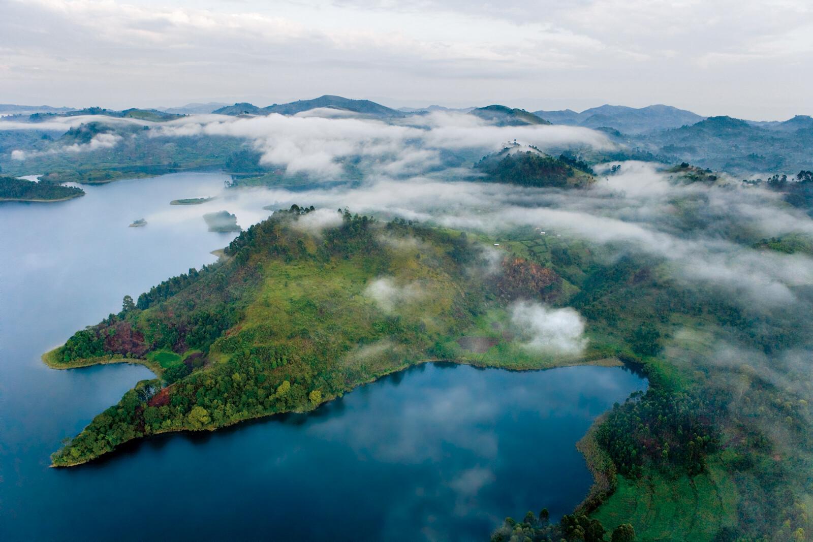 Lake Mutanda Kisoro, Uganda  - Michael Poliza