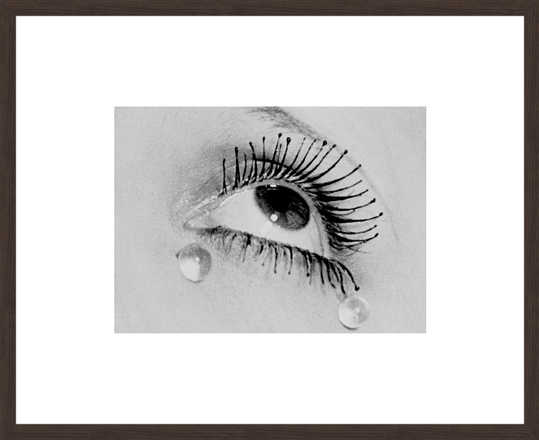 Tears, 1930 - Man Ray