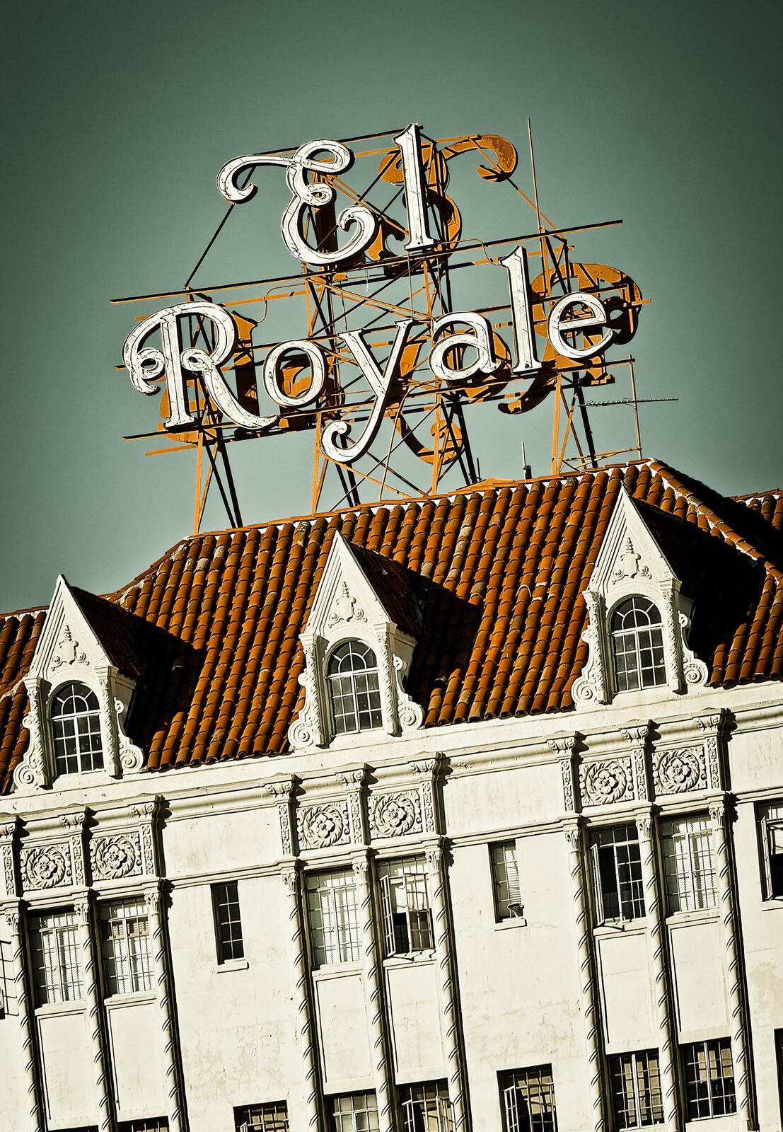 El Royale Apartments - Marc Shur