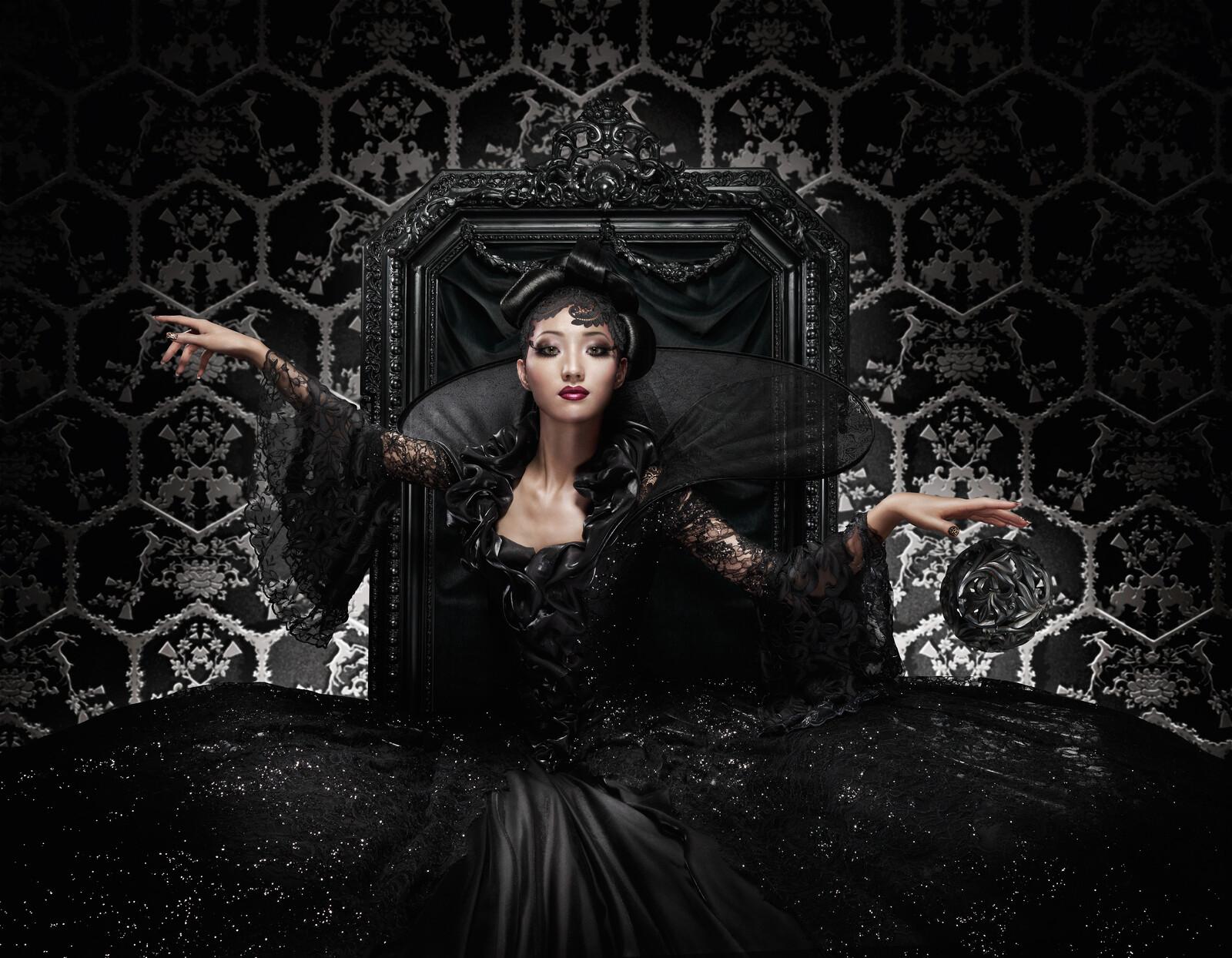 Black Queen - Marcel Wanders