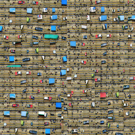 Traffic Chaos - Nancy Lee