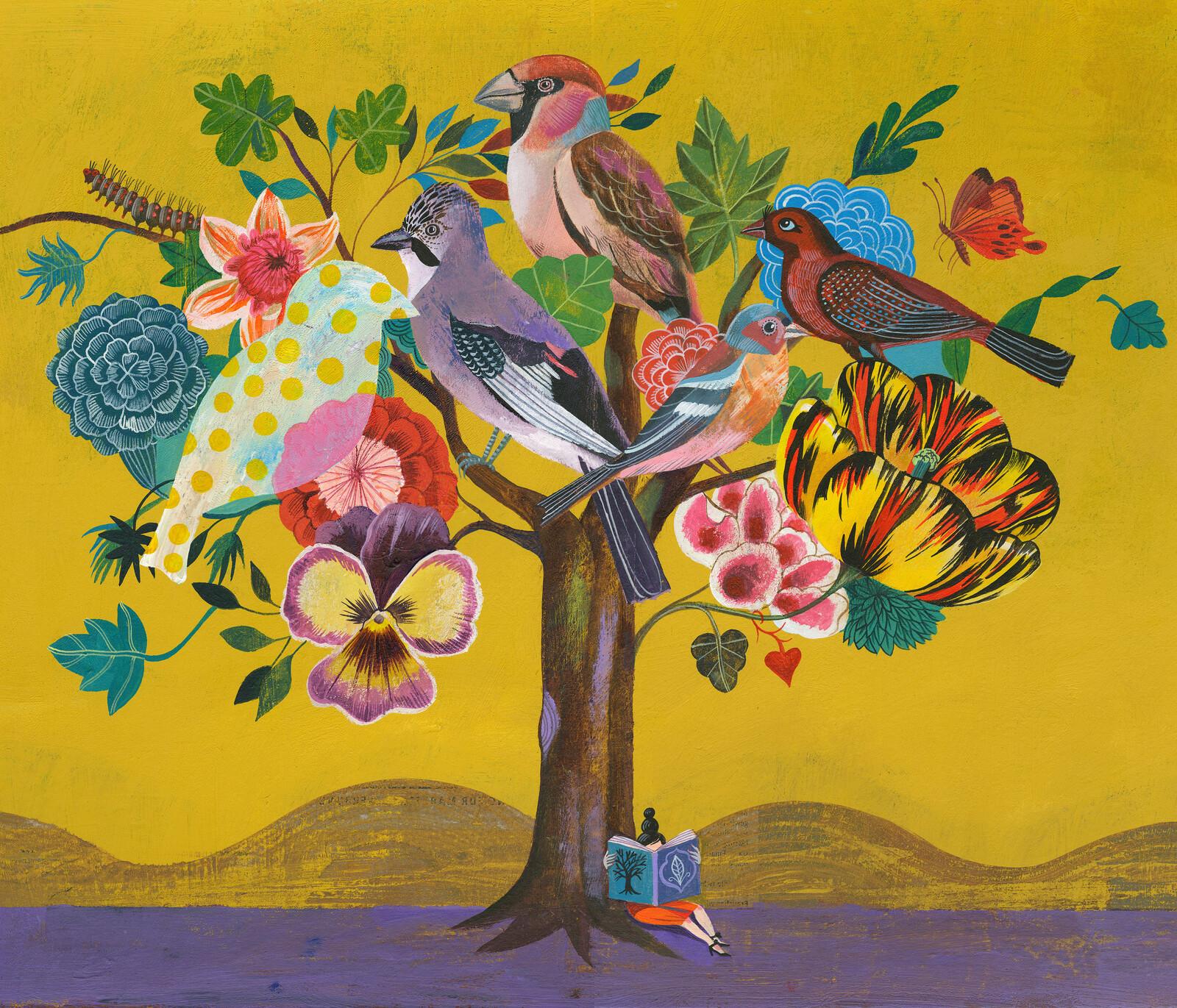 Big Tree - Olaf Hajek
