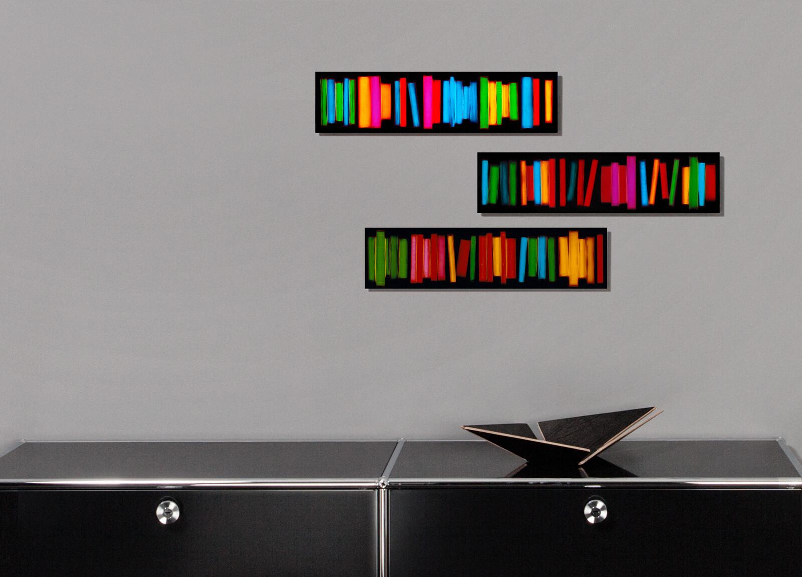 Bibliotheca - Penelope Davis