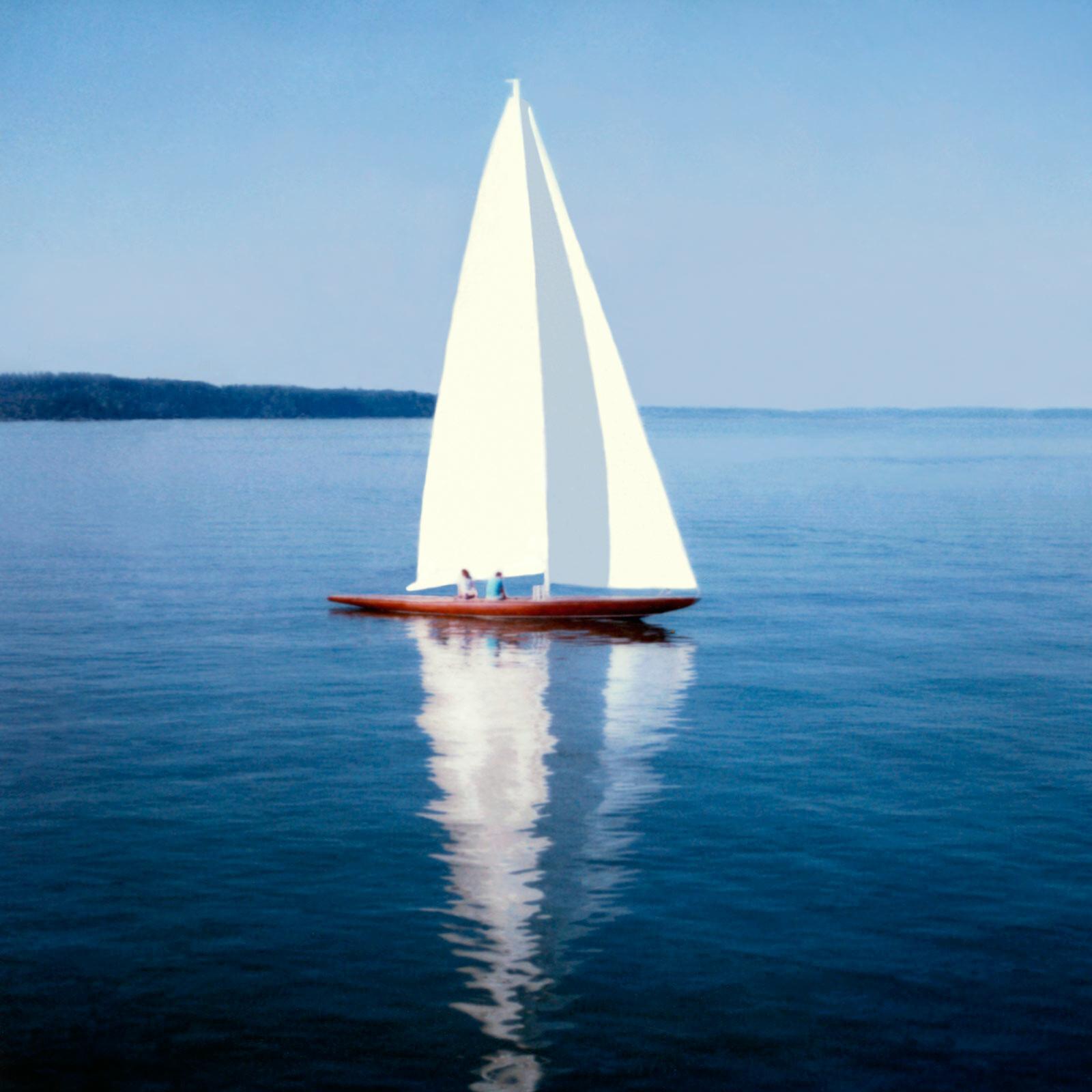 Segelboot - Peter Von Felbert