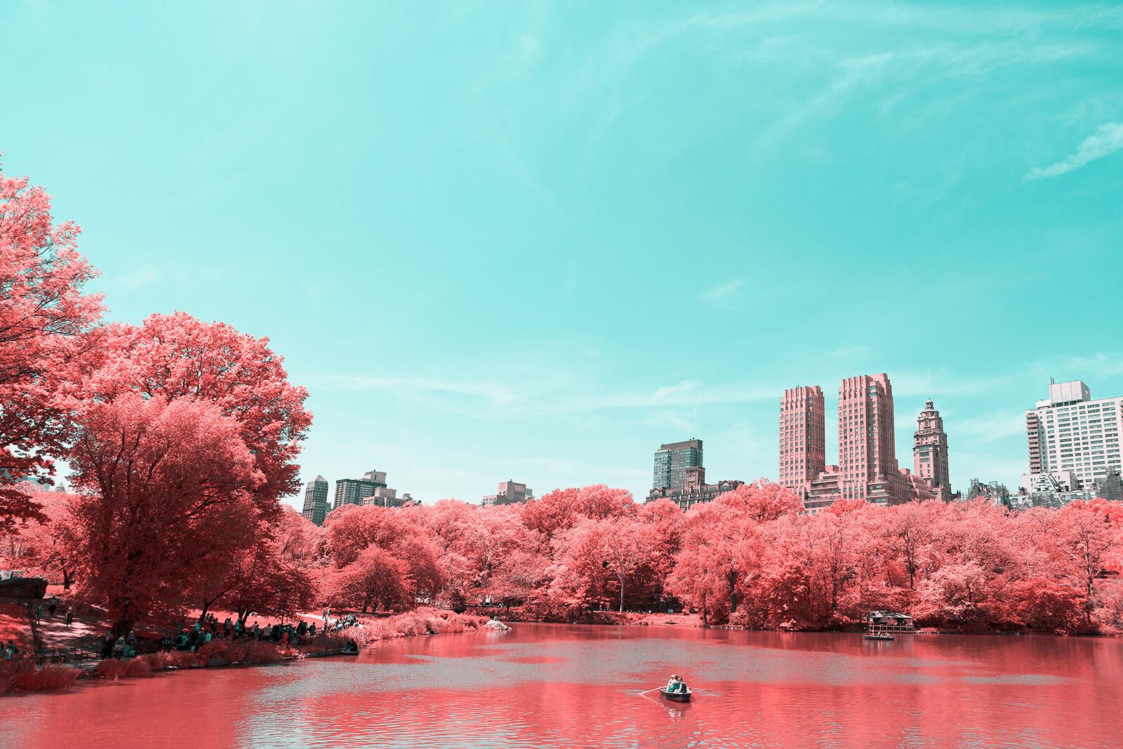Infrared NYC IV - Paolo Pettigiani