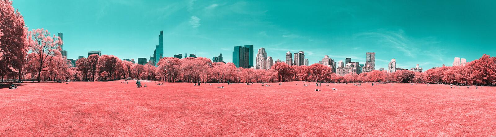Infrared NYC VI - Paolo Pettigiani