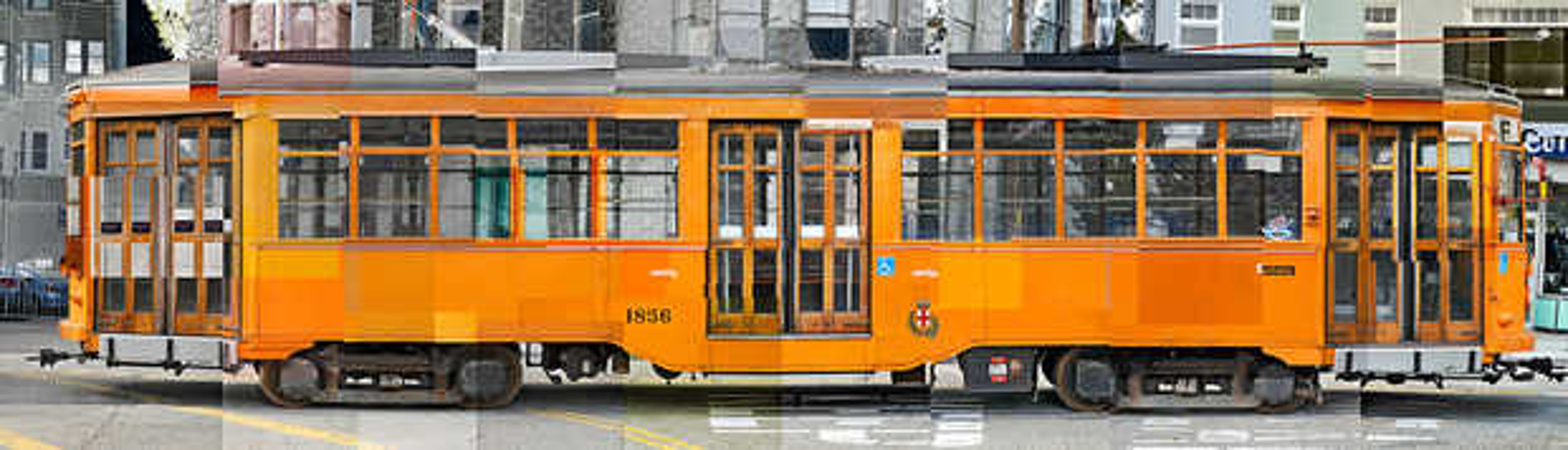 Orange Trolley - Pep Ventosa