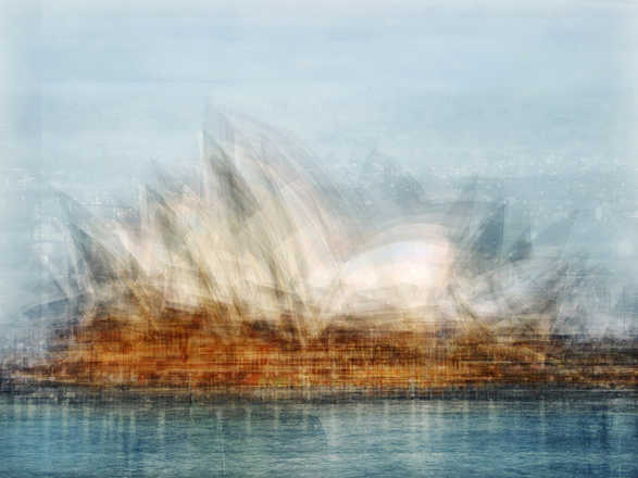 The Sydney Opera House - Pep Ventosa