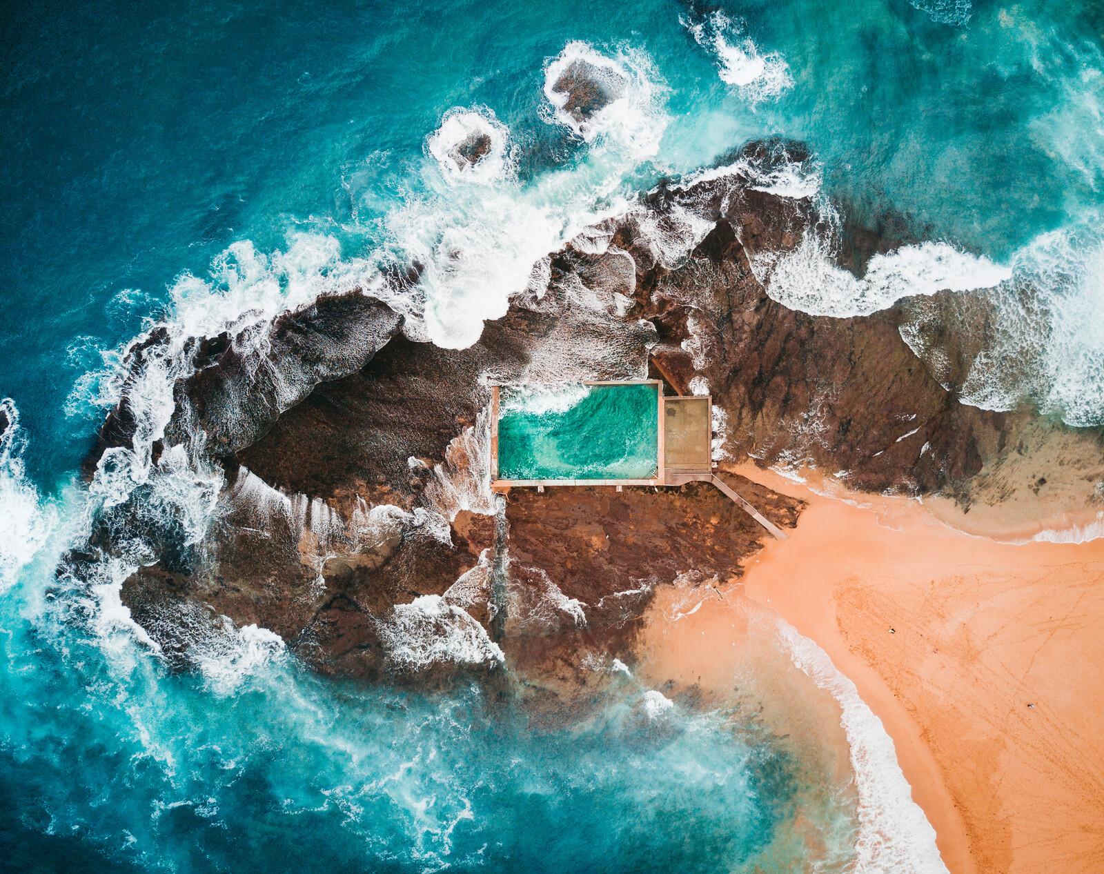 Mona Vale Pool - Peter Yan